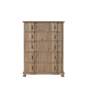 Authenticity Khaki Drawer Chest