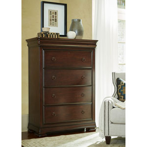 Classic Cherry Drawer Chest