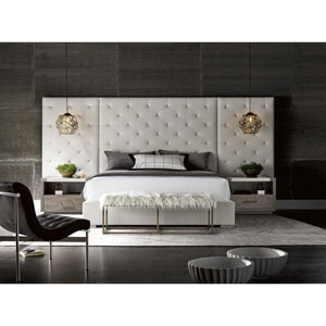 Brando Complete Queen Bed with Panels