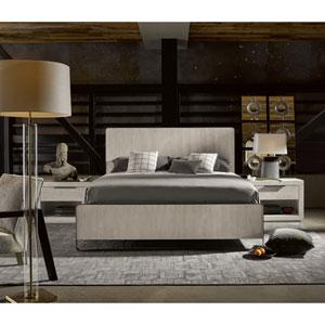 Keaton Quartz Complete King Bed