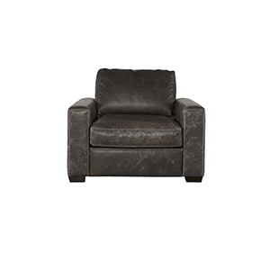 Curated Gray Oliver Chair