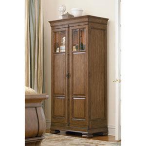 Cognac Tall Cabinet