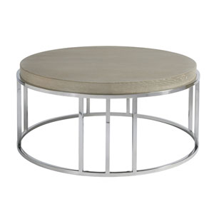 Zephyr Solana Round Cocktail Table