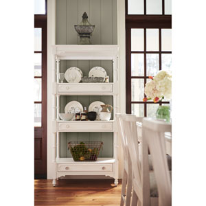 Cottage Bluff Etagere