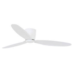 Lucci Air Radar White 52-Inch Ceiling Fan