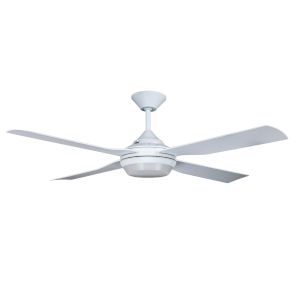 Lucci Air Moonah White 52-Inch LED Ceiling Fan