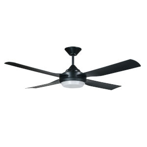 Lucci Air Moonah Black 52-Inch LED Ceiling Fan