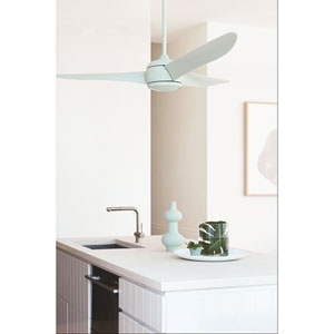 Lucci Air Nordic Mint 56-Inch DC Ceiling Fan