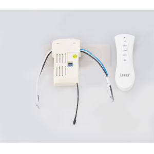 Lucci Air Aria Non Dimmable White Remote Control
