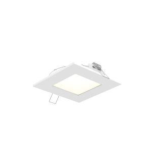 White Square LED Panel Light