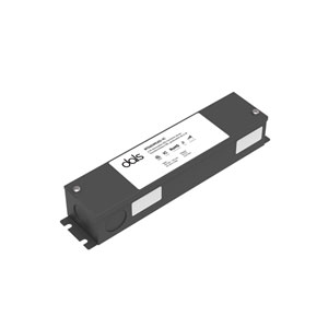 Gray 6W Dimmable LED Hardwire Driver