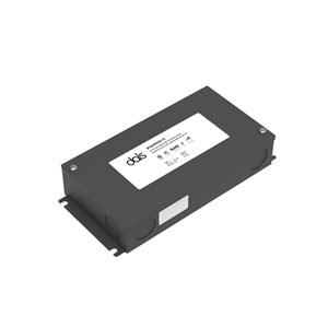 Gray 24W Dimmable LED Hardwire Driver
