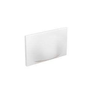 White ADA LED Step Light