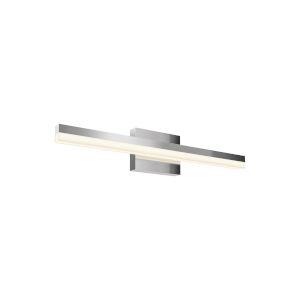 Chrome 15W Three-Inch LED Bath Vanity