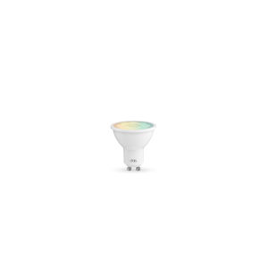 White Smart GU10 RGB LED Light Bulb