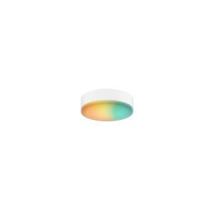White Three-Inch Single RGB LED Puck Light