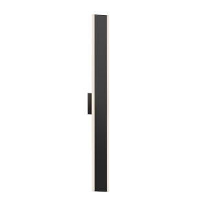 Black ADA LED Wall Sconce