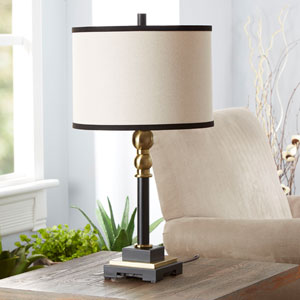 Olivia Table Lamp with Shade