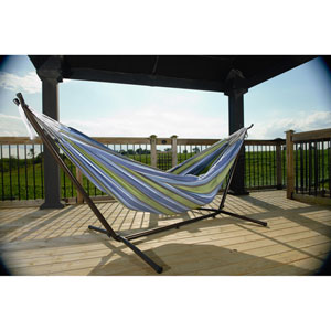 Double Oasis Hammock with Stand (9ft)