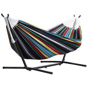 Double Rio Night Hammock with Stand (9ft)