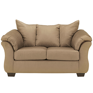 Darcy Loveseat in Mocha