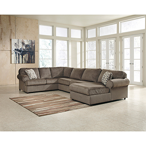 Jessa Place Sectional in Dune