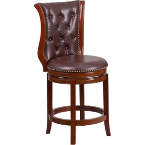 Hillsdale Furniture Palm Springs Medium Brown Cherry