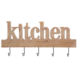 Kitchen Typography Wall Decor