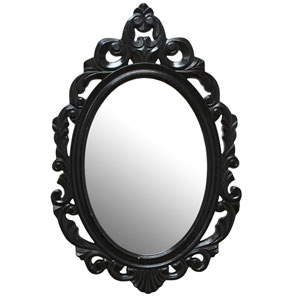 Quoizel Duchess Oval Mirror Dh43024pn Bellacor