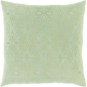 Accra Mint 18-Inch Throw Pillow
