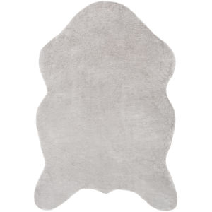 Arctic Light Gray Rectangle 5 Ft. x 7 Ft. 6 In. Rugs