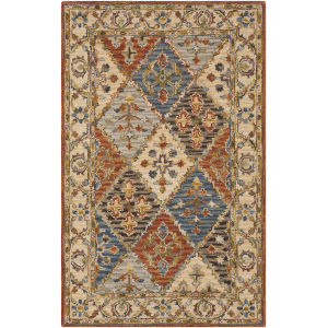 Artemis Clay Rectangle 4 Ft. x 6 Ft. Rugs