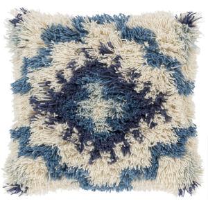 Santiago Blue Pillow Cover
