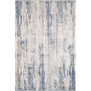 Alpine Medium Gray Rectangle 5 Ft. 3 In. x 7 Ft. 3 In. Rugs
