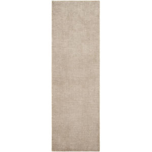 Amalfi Taupe Runner 2 Ft. 6 In. x 8 Ft. Rugs