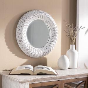 Tanu White Wall Mirror