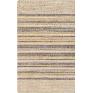 Arielle Wheat and Multi-Color Rectangle 4 Ft. x 6 Ft. Rugs