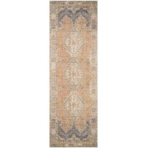 Antiquity Tan Runner 2 Ft. 7 In. x 10 Ft. Rug