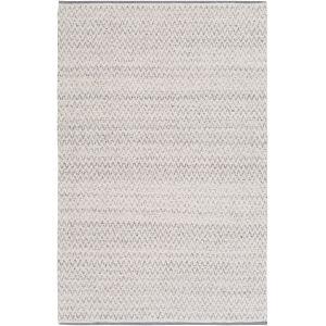 Azalea Medium Gray Rectangle 8 Ft. x 10 Ft. Hand Woven Rug