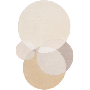 Beck Khaki Contour 5 Ft. x 7 Ft. 6 In. Rugs