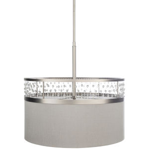 Bijou Grey Three-Light Pendant