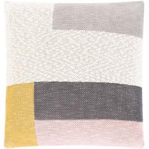 Brickel Multi-Color 18-Inch Throw Pillow