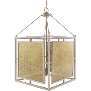 Brynlee Natural 18-Inch Four-Light Pendant