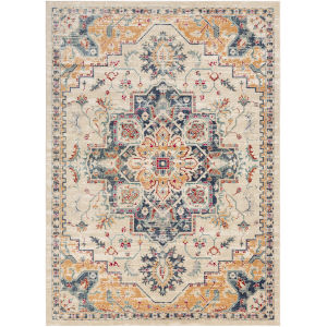 Bohemian Wheat Rectangle 7 Ft. 10 In. x 9 Ft. 11 In. Rugs