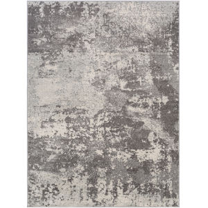 Chester Medium Gray Rectangle 7 Ft. 10 In. x 10 Ft. 3 In. Rugs