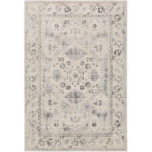 City Light Gray Rectangle 5 Ft. 3 In. x 7 Ft. 3 In. Rugs