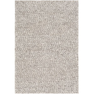 Como Medium Gray Runner 2 Ft. 6 In. x 8 Ft. Rugs