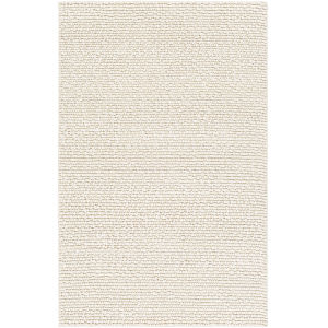Como Ivory Rectangle 5 Ft. x 7 Ft. 6 In. Rugs