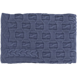 Copen Dark Blue Throw