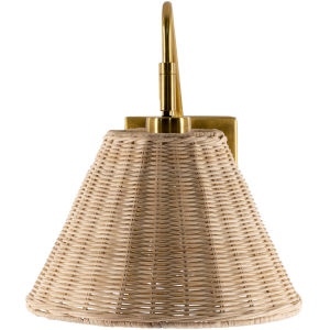 Cerro Natural 15-Inch One-Light Wall Sconce